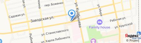 Нектар на карте Батайска