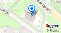 Компания Сочитеплогазстройпроект на карте