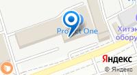 Компания Ростехнострой на карте