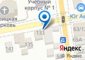 Нотариус Данилова Е.В на карте