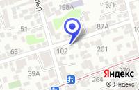 Схема проезда до компании МУК ТАГАНРОГСКИЙ ДОМ КУЛЬТУРЫ в Таганроге
