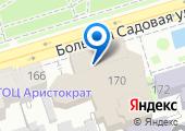 Ростовская областная филармония на карте