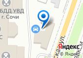 Полк ДПС ГИБДД УВД по г. Сочи на карте