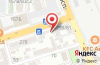 Схема проезда до компании Л-Групп в Ростове-на-Дону