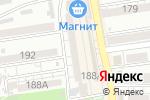 Схема проезда до компании Стоматологический кабинет в Батайске
