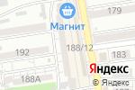 Схема проезда до компании Яна в Батайске
