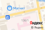 Схема проезда до компании FastMoney в Батайске