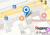 Акрополь на карте