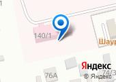 Дорожная клиническая больница на карте