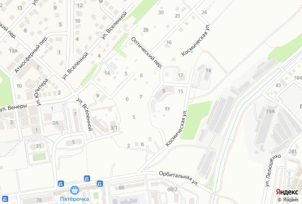 жилой комплекс Орбита