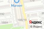Схема проезда до компании Триумф в Батайске