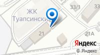 Компания Семёрочка на карте