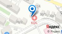Компания Диамант на карте