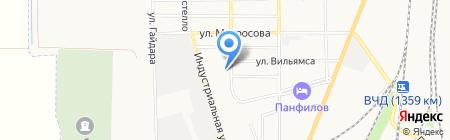 Ростовэлектрощит на карте Батайска