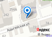 Максим Горький на карте