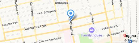 Шиннер на карте Батайска
