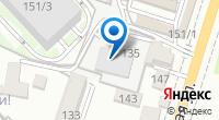 Компания Альфа-Омега на карте