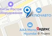Hyundai ААА Моторс на карте