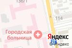 Схема проезда до компании Восстановительная медицина в Батайске