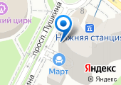 Макс Моторс на карте