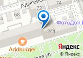 ИБС, ЗАО на карте