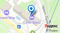 Компания служба доставки цветопо россии и снг cyber flora на карте