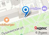 Территория дизайна на карте