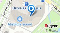 Компания Март на карте