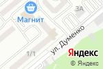 Схема проезда до компании Вогнейлс-Юг в Ростове-на-Дону