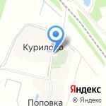 Храм Николая Чудотворца на карте Ярославля