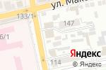 Схема проезда до компании Электромир в Батайске