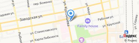 Электромир на карте Батайска