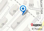 Народная газета Сочи на карте