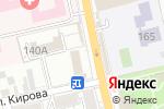 Схема проезда до компании Центр гигиены и эпидемиологии в Ростовской области в Батайске