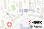 Схема проезда до компании Библиотека им. И.С. Тургенева в Батайске
