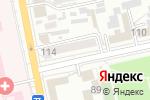 Схема проезда до компании Детская поликлиника №1 в Батайске