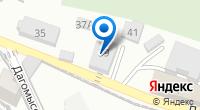 Компания Похоронное бюро на карте