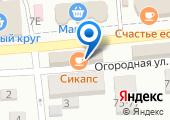ИП Гладкин Ю.А. на карте