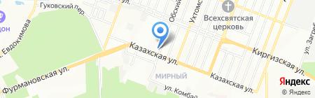 Легион Фуд на карте Ростова-на-Дону