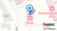 Компания Морг на карте