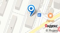 Компания Рось на карте