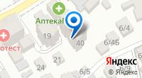 Компания Фабра Арс на карте