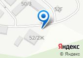 Модуль-М на карте