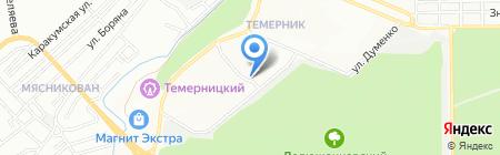 Сантехника на карте Ростова-на-Дону