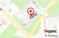 Схема проезда до компании Ярославское районное управление жилищно-коммунального хозяйства в Дубках