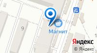 Компания Фарос на карте