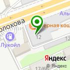 Местоположение компании Ростовская городская служба технического контроля