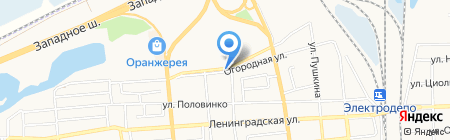 Центр автострахования на карте Батайска