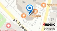 Компания Рязанский Визовый Центр на карте