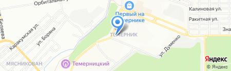Дон-Бетон на карте Ростова-на-Дону
